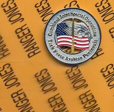 CJSOTF-AP Arabian Pennisula Special Forces AFSOC SEAL Challenge Coin Airborne