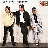 HUEY LEWIS & THE NEWS FORE CD
