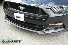 2015 2016 Ford Mustang Front Bumper Lower Chin Splitter Valance OEM FR3Z17D957AA