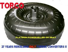 2200-2500 high stall GM Chevy GMC Torque Converter - 4L60E 700R4 Lockup 1985-97