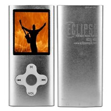 Eclipse 180SL 4GB MP3 USB 2.0 Digital Music/Video Player & Voice Recorder w/1.8""