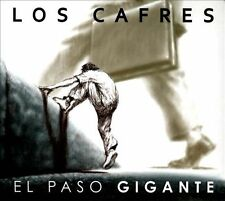 El  Paso Gigante [Digipak] by Los Cafres (CD, Sep-2011, BMG (distributor))