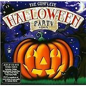 Various Artists The Complete Halloween Party Album (2CD) CD ***NEW***