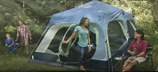 NEW Coleman Large 10 Person Instant Setup Family Cabin Tent Dome Camp/Camping