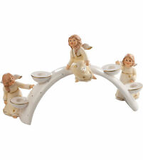 Hummel ANGEL BRIDGE, Champagne, Candleholder #828130, New In Box