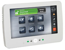 DSC NEO HS2TCHP LCD TOUCH SCREEN KEYPAD WITH PROX SUPPORT - WHITE