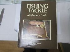 graham turner fishing tackle collectors guide vintage rod reel lure book fly