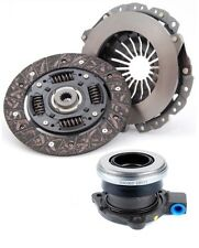Opel Astra G Combo CorsaC 1.6 i CNG 16V 3 Pc Clutch Kit F13 F17 Gearbox 1995 -