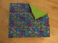 Weighted lap blanket for child weighing 4.5 stone *made to order*