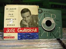 Josep Guardiola – V Festival De La Canço Mediterrania ' 7'' N.MINT