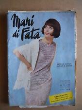 MANI DI FATA n°1 1967 con cartamodelli  [C59]