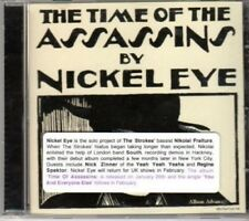 (BK316) Nickel Eye, The Time of the Assassins - DJ CD