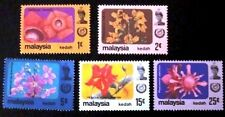 1979  MINT STAMPS -KEDAH (Definitive) Flowers
