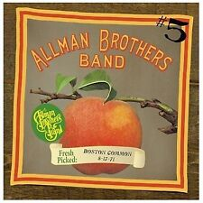 Fresh Picked: Boston Common 8/17/71 [2/18] by The Allman Brothers Band (CD,...