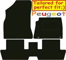 PEUGEOT 3008 Deluxe qualità Tappetini su misura 2009 2010 2011 2012 2013 2014 2015 201
