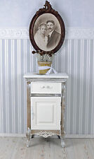 ANTIQUE TABLE DE CHEVET SHABBY CHIC FRANCE COMMODE VINTAGE