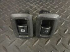 2011 MERCEDES A160 CDI W169 AUTOMATIC PAIR OF SINGLE WINDOW SWITCHES A2518200510