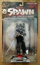Spawn Series 19 Dark Ages Samurai Wars LOTUS ANGEL WARRIOR McFarlane Toys Figure