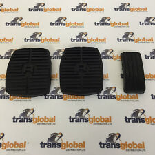 Land Rover Discovery Pair of Clutch & Brake Pedal Rubbers & Throttle - Bearmach