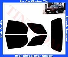 Pre Cut Window Tint Suzuki Baleno 5D Est 98-02 Rear Window & Rear Sides AnyShade