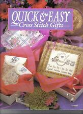 Quick and Easy Cross Stitch Gifts (Quick & Easy)