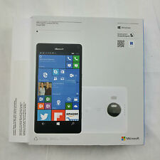 "NEW Microsoft Lumia 950 XL 5.7"" Dual SIM 32GB White GSM Unlocked 4G Windows10"