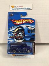 Dairy Delivery PURPLE w/ Real Riders Mystery * 2006 Hot Wheels * H45