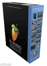 New Image Line FL Studio 12 Signature Bundle Music Production Software for PC