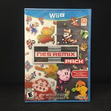 NES Remix Pack  (Nintendo Wii U, 2014) Brand New / Factory Sealed /