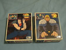 1985 Vintage Fist of the North Star Hokuto no Ken SD model kit kenshiro shin