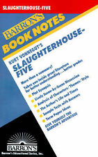 Barron's Book Notes: Kurt Vonnegut's Slaughterhouse-Five, Bly, William, Good, Pa