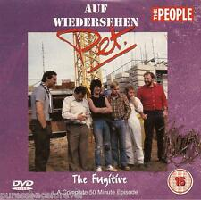 AUF WIEDERSEHEN PET: THE FUGITIVE (The People R2 DVD) (Healy/Nail/Whately)