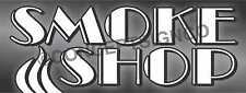 1.5'X4' SMOKE SHOP BANNER Signs Cigarettes Cigars Hookah Pipes Vapors E-Cigs
