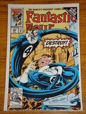 FANTASTIC FOUR #366 VOL1 MARVEL COMICS INFINITY WAR JULY 1992