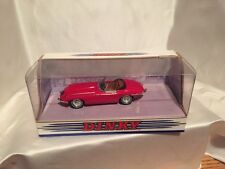1:43 Scale Matchbox The DINKY Collection DY-18 1968 Jaguar E Type Mk. 1 1/2 Red