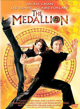 The Medallion 2003 by Alfred Cheung; Alfred Chaung; Emperor Motion Pictures; Gia