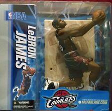 2005-06 McFarlane Basketball Series 10 LeBron James Navy