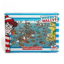 Puzzle 1000 Pièces Aventure Pirate - Où Est Wally ?