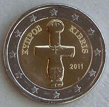 2 Euro Zypern 2011 unz