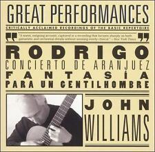 Rodrigo: Concierto de Aranjuez, Fantasa para un gentilhombre; Albeniz