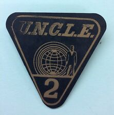 Lone Star 1960's Original Man From Uncle Badge