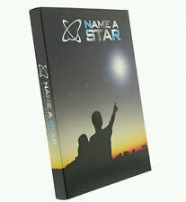 NAME A STAR GIFT SET/BOX *CHRISTMAS GIFT* PERSONALISE CERTIFICATE *STOCKING FILL