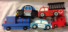 Wooden Trains �� 5 Piece Collection