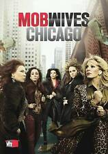 Mob Wives Chicago ~ Complete 1st First Season 1 One ~ BRAND NEW 3-DISC DVD SET