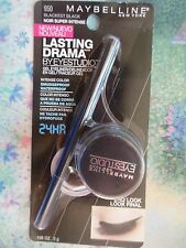 x1 MAYBELLINE Lasting Drama Gel Eyeliner 24hr Waterproof #950 Blackest BLACK