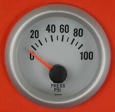 Manómetro de aceite S4 1/8npt remitente & Luz Azul Subaru Impreza WRX STI Turbo