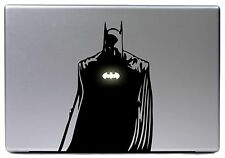 "Apple MacBook Air Pro 15"" BATMAN ARKHAM BEGINS Aufkleber Sticker Skin Decal 456"