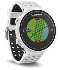 Garmin Approach S6 Golf GPS Rangefinder White Watch 38000 Worldwide Golf Courses