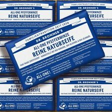 Dr. Bronner's Magic Soap Pfefferminze 140g Naturkosmetik FairTrade Bio vegan