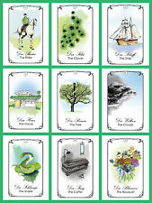 Pure Lenormand neu new Tarot Orakelkarten Oracle Cards Kartendeck